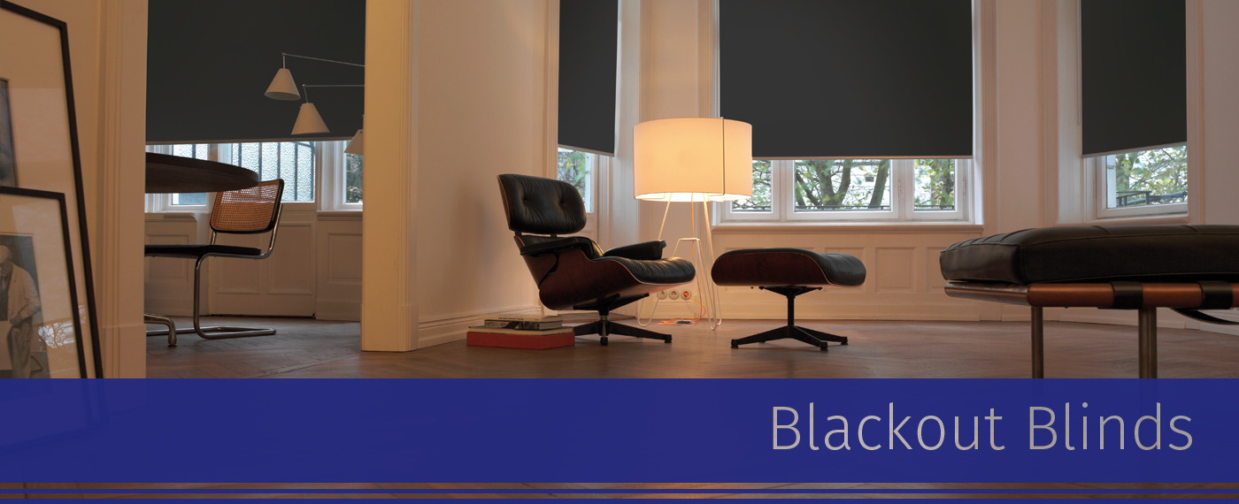 Fire resistant blackout blinds from NV Blinds Ltd Novatec