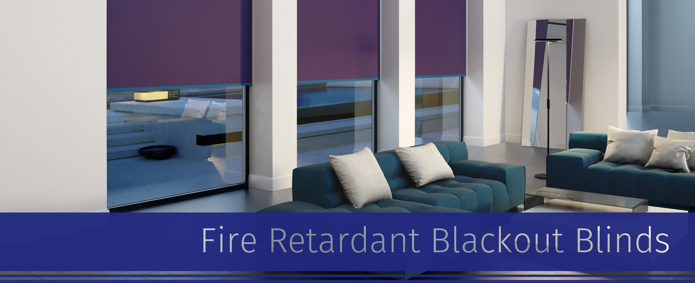 Blackout blinds from NV Blinds Ltd Novatec